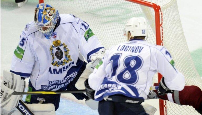 'Amur' komanda neturpinās sadarbību ar galveno treneri Popihinu