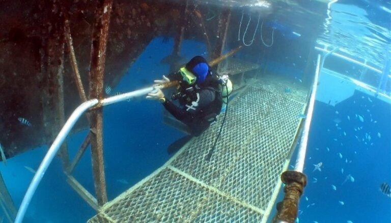 Klaidoņa pieredze: niršana un pērļu zveja pie Austrālijas krastiem