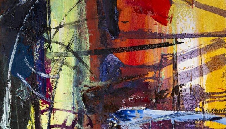 'Aminori' mākslas telpā būs Anitas Melderes personālizstāde 'Medūzu ceļš'