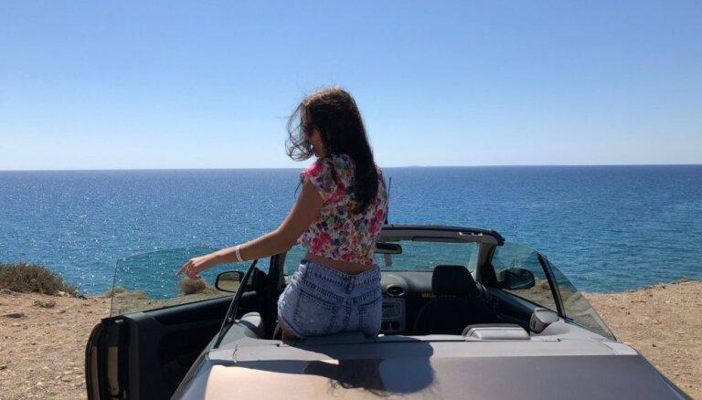 Saule, pludmales un grieķu vakari: vilinošā Krēta, kur gribas atgriezties