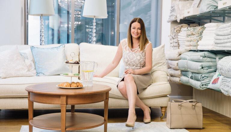 Māksliniece ar špakteļa lāpstiņu – Ieva Bondare par mājokļa iekārtošanu