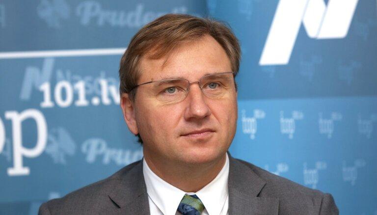 Cīņa par rektora krēslu: Bērziņš LU vadībai pārmet likuma pārkāpšanu