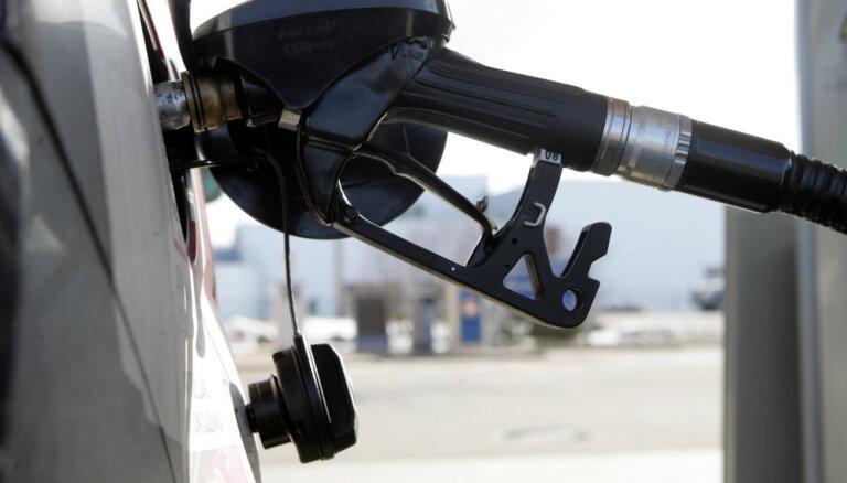 Latvijā realizētās degvielas apmērs pērn palielinājies par 1,4%