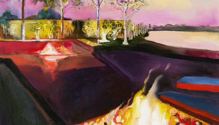 Jaunā izstādē būs aplūkojamas 30 gadus neredzētas Maijas Tabakas gleznas