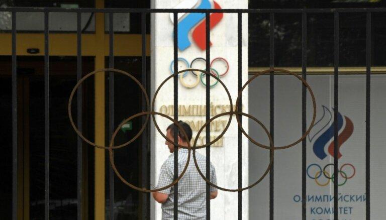 МОК поддержит самые жесткие санкции за манипуляции российскими данными по допингу