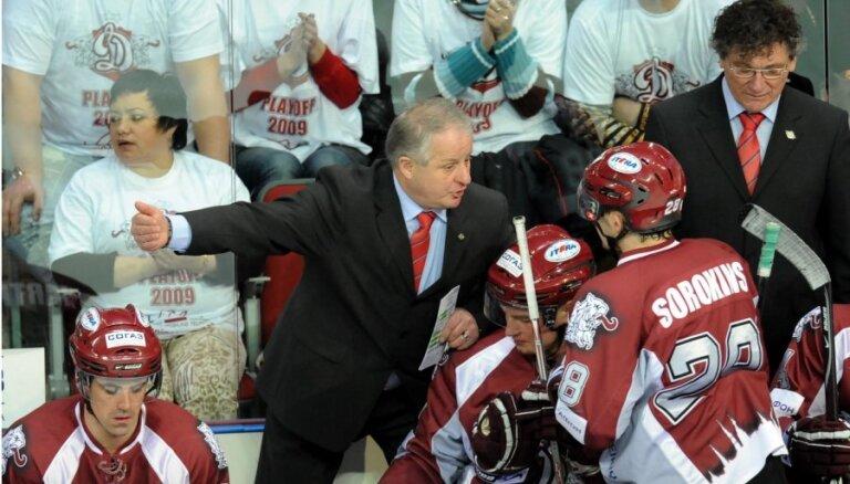 Rīgas 'Dinamo' piecas sezonas KHL: kā pa 'amerikāņu kalniņiem'
