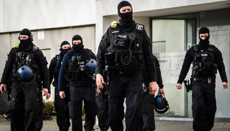 Vācija aizdomās par spiegošanu aizturēts krievu zinātnieks
