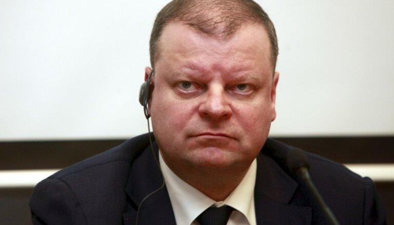Lietuvas priekšlikums par Astravjecas AES ir īstenojams, uzskata ministrs