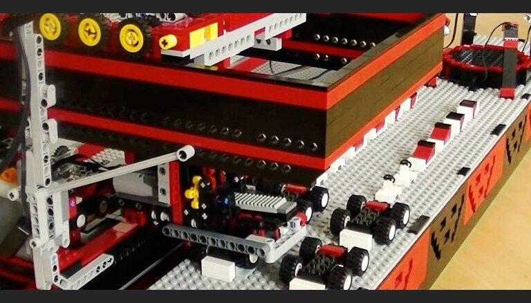 Video: 10 'Lego Mindstorms' projekti, kas tevī atmodinās mazo programmētāju