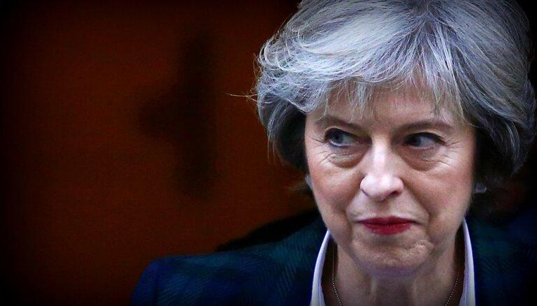 Skotijas nacionālistiem nebūs vietas pie 'Brexit' sarunu galda, teic Meja