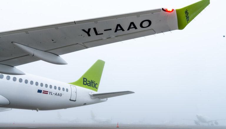airBaltic получила первый в этом году новый Airbus; к осени откажется от Boeing