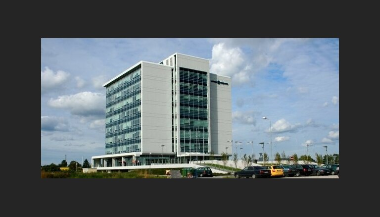 Главный офис банка-банкрота Krājbanka не продан с первой попытки
