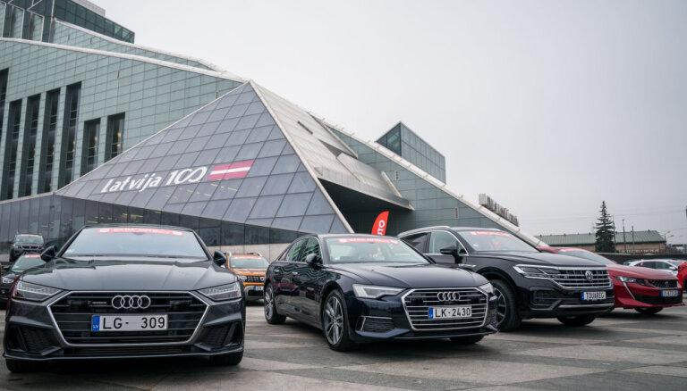 Nosaukts TOP-3 katrā no 'Latvijas Gada auto 2019' nominācijām