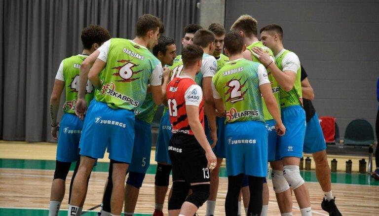 Jēkabpils 'Lūši' pēc strīdiem ar Milānas klubu izstājas no eirokausiem