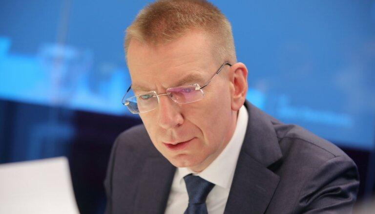 Covid-19 izplatības mazināšanai jāpārskata TUA sistēma, rosina Rinkēvičs