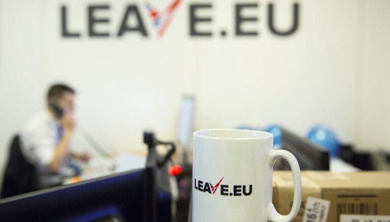 Īrijai nekontrolēta 'Brexit' gadījumā vajadzēs ES finansiālu atbalstu