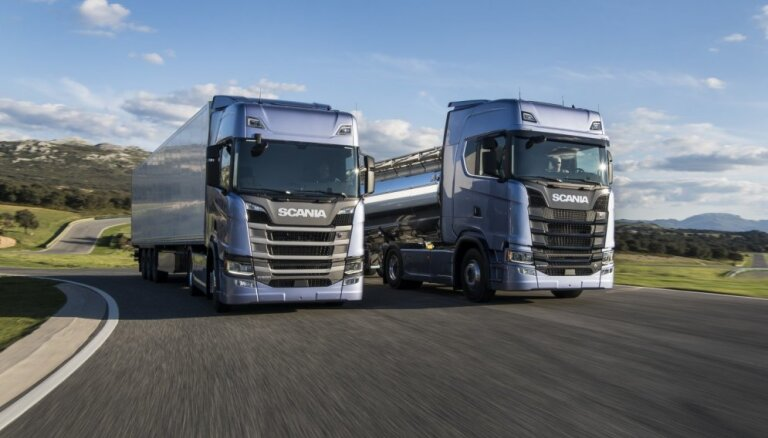 Еврокомиссия оштрафовала Scania на 800 млн евро