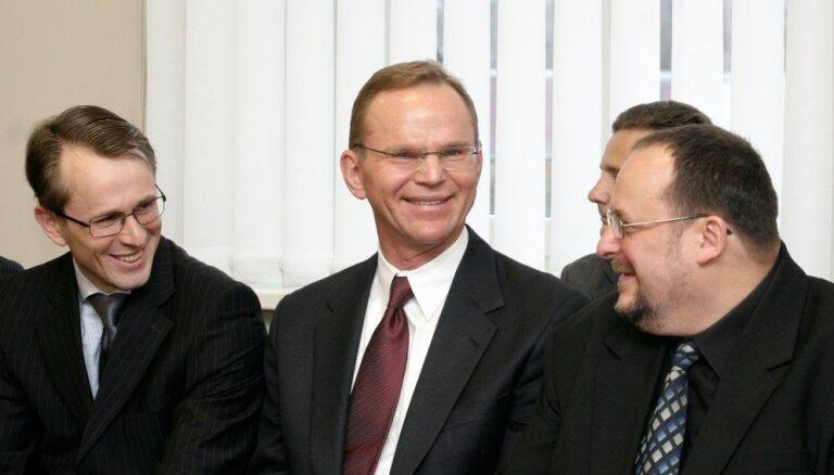 'Digitālgeitā' apsūdzētie Svārpstons, Ulmanis un Zips zaudē Latvijai ECT