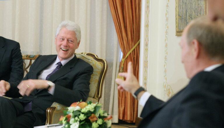 """В США рассекретили переговоры Путина и Клинтона после гибели подлодки """"Курск"""""""