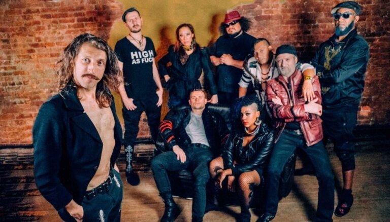 Rīgā koncertēs karstasinīgā čigānu pankroka grupa 'Gogol Bordello'