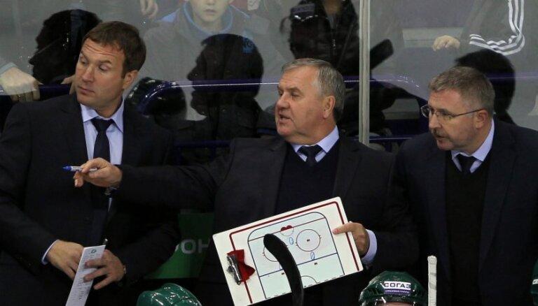 Krikunovs nav ieinteresēts Latvijas hokeja izlases vadīšanā