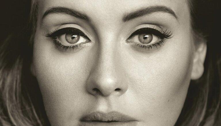 """Альбом Адель """"25"""" уже третью неделю возглавляет чарт Billboard 200"""