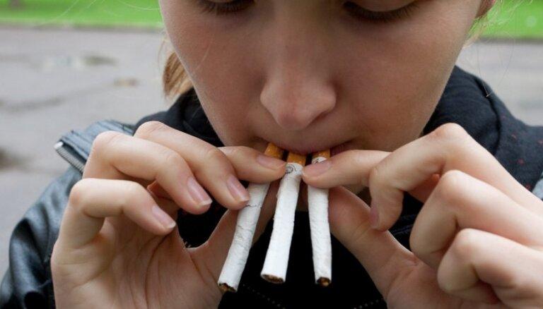Optimismam par smēķēšanas mazināšanos jauniešu vidū nav pamata, uzsver profesors Alvils Krams