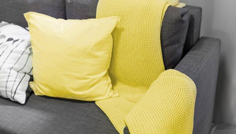 Interjera dizainere ieskicē 2021. gada aktualitātes mājokļu iekārtojumos