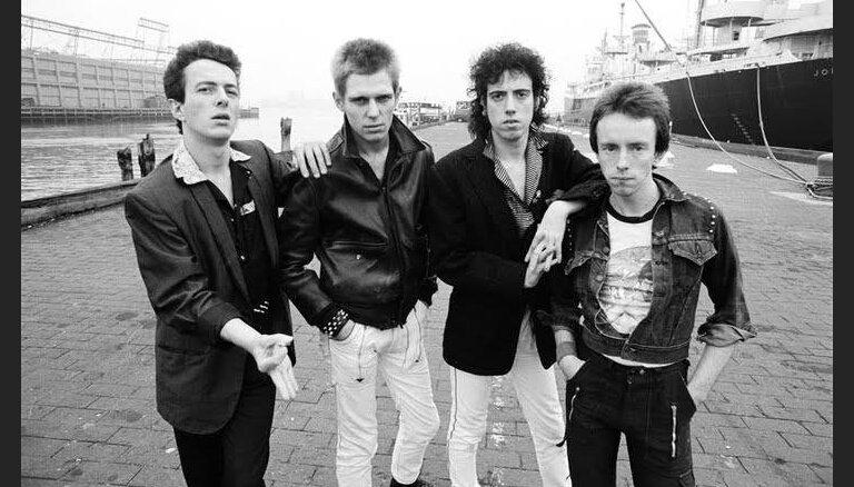 'Delfi' dienas dziesma: 'The Clash' - 'London Calling'