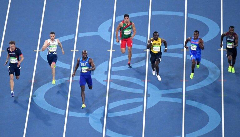 Ne tikai melns un balts. Vai ādas krāsa liecina par priekšrocībām sportā?