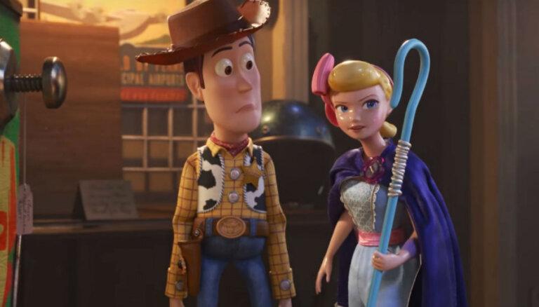 Video: Ilgi gaidītais animācijas filmas 'Rotaļlietu stāsts 4' treileris