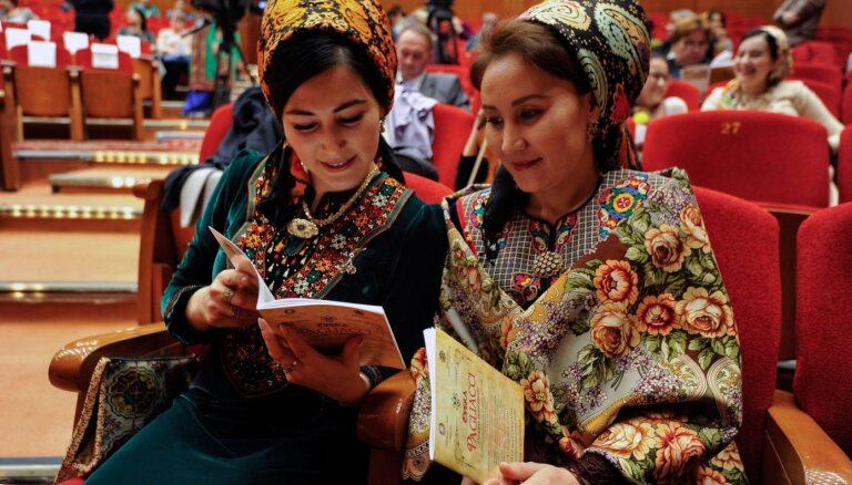 Turkmenistānā pēc 19 gadu aizlieguma atkal izrādīta opera