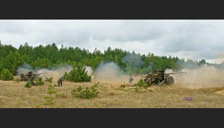 Ādažu poligonā varēs veikt mežsaimniecisko darbību