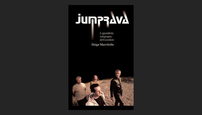 Laiž klajā Daigas Mazvērsītes grāmatu par grupu 'Jumprava'
