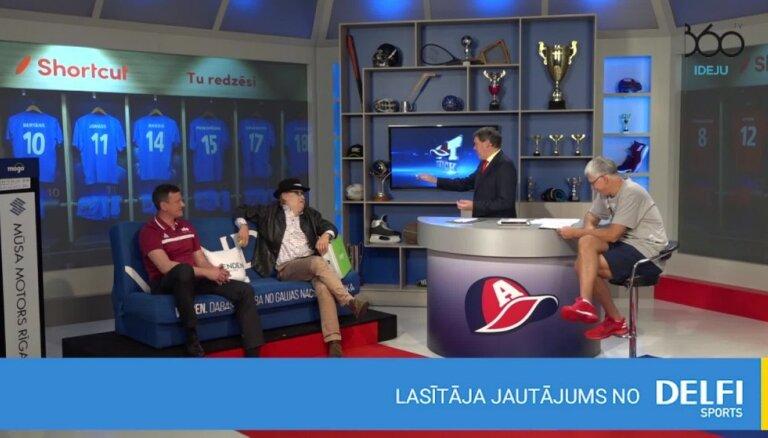 Vecvagars par Latvijas izlases nākotni