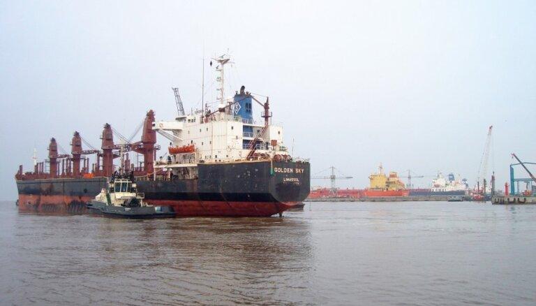 Премьер-министр раскритиковал порты Риги и Вентспилса: не подготовились к падению объема грузов из России