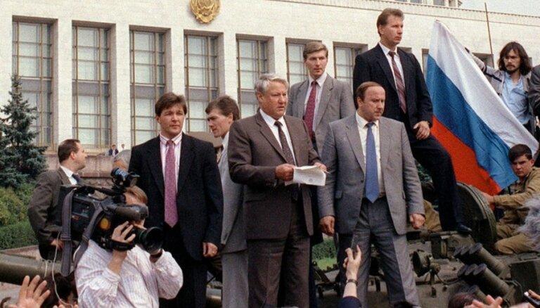 Августовский путч 1991-го: переломный момент в истории Союза