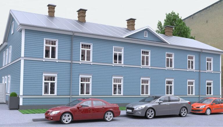 Одну из жемчужин коллекции деревянных домов Риги в этом году ожидает реновация