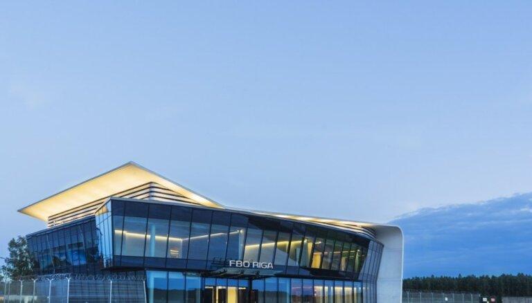 Стремительный рывок бизнес-авиации: число частных рейсов в Риге выросло на треть