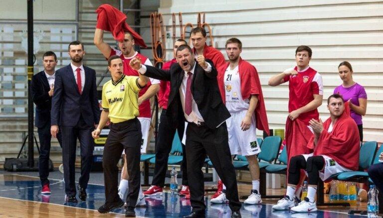 'Jēkabpils' un 'Liepāja/Triobet' BBL spēlēs uzvar Baltkrievijas un Kazahstānas komandas