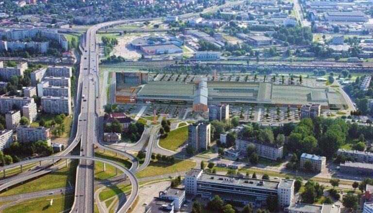 Video: Kā Rīgā top tirdzniecības centrs 'Akropole'