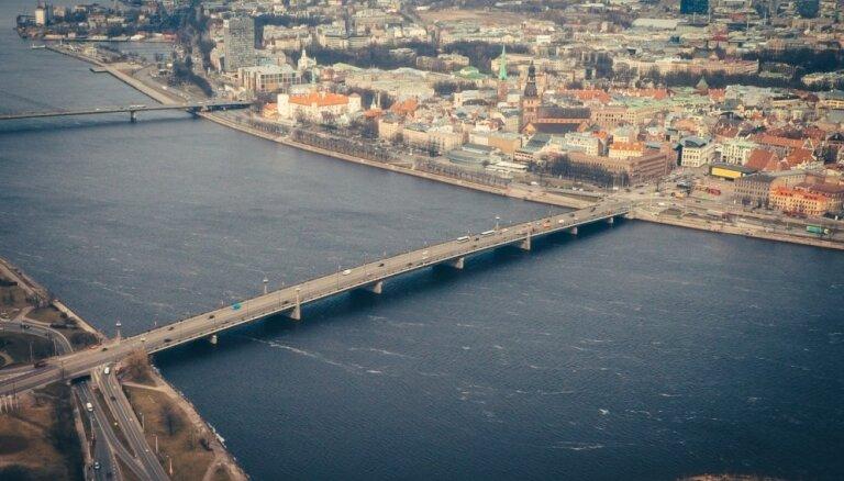 Ūdens līmenis Daugavā sasniedzis augstāko atzīmi kopš marta