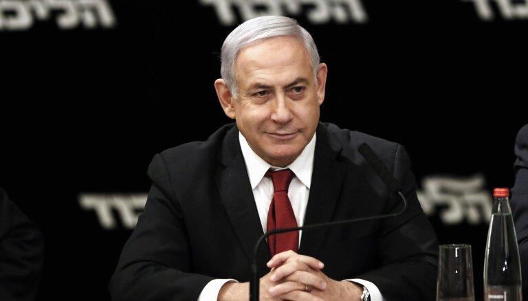 Нетаньяху сможет запустить процесс аннексии израильских поселений с июля, если США не передумают
