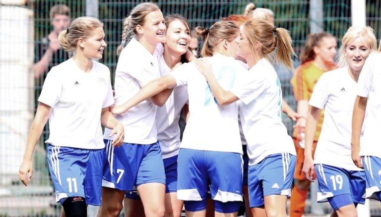 RFS futbolistes sesto gadu pēc kārtas nodrošina Latvijas čempionu titulu