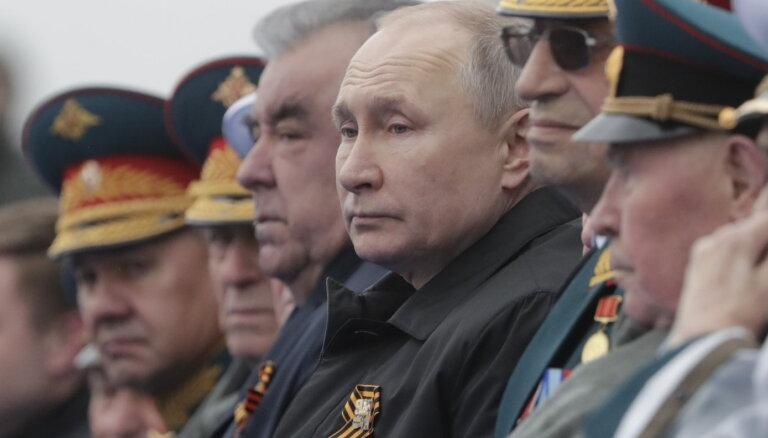 'Mani biedē Krievijas vājums, nevis spēks', intervijā 'Delfi' pauž Lindlijs-Frenčs