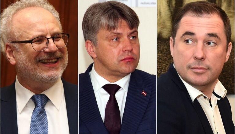 АРХИВ: Текстовая трансляция выборов нового президента Латвии