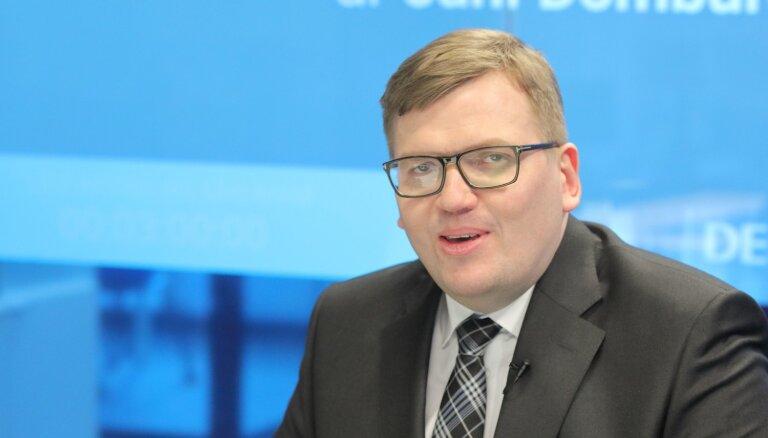 Пуце: Бондарс не обязан уходить с поста главы комиссии Сейма; народ знал, за кого голосует