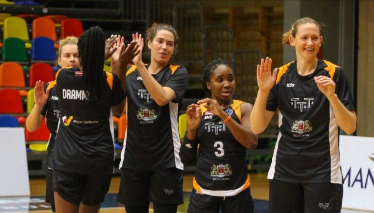 FIBA Eirolīga: TTT pirmais 'burbulis' būs jāaizvada Spānijā vai Rumānijā