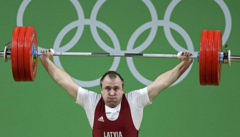 Plēsnieks Rio olimpiskajās spēlēs ierindojas astotajā vietā