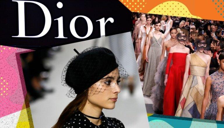 'Dior' modes nama leģendas: pareģes ietekme, mītiskā nāve un dizainera skandāls